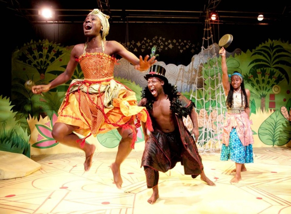 Anansi: An African Fairy Tale