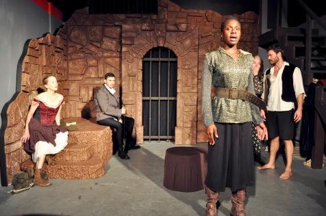 Anniwaa Buachie in Outspoken- LA